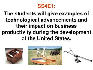 SS4E1: