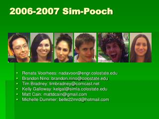 2006-2007 Sim-Pooch