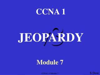 CCNA 1