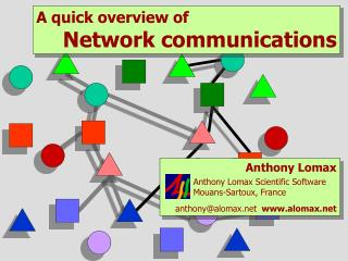 A quick overview of Network communications