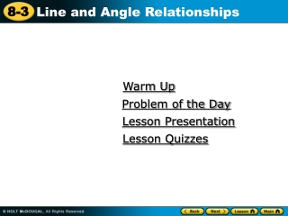 3 Types of Measuring:   Angle Vertical