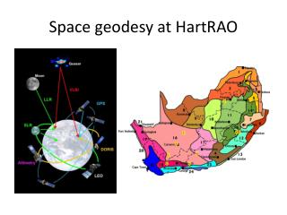 Space geodesy at HartRAO