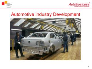 Automotive Industry Development