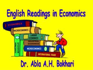 English Readings in Economics