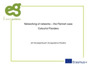 Networking of networks – the Flemish case Colourful Flanders