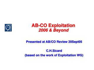 AB-CO Exploitation 2006 & Beyond