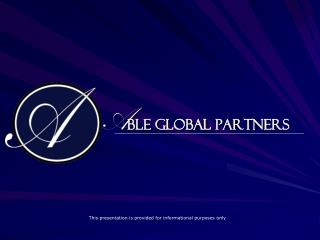 A ble Global Partners