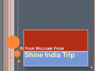 Kashmir Tour Package Details PPT File