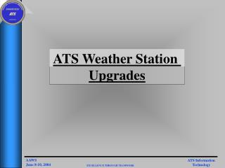 ATS Information Technology
