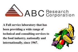 A Full service laboratory that has  been providing a wide range of