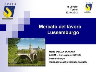 Io Lavoro Torino   12.10.2012