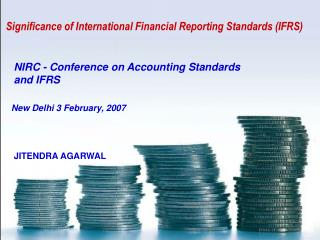 Significance of International Financial Reporting Standards IFRS