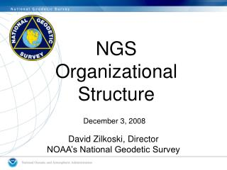 NGS  Organizational Structure