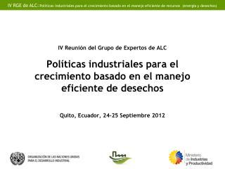 País: Panamá Institución: Ministerio de Comercio e Industrias