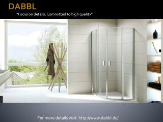 Foshan Dabbl Sanitary Ware Company
