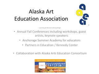 Alaska Art  Education Association