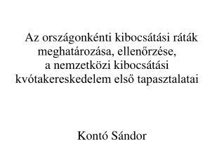 Kontó Sándor