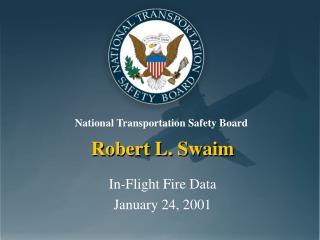 Robert L. Swaim