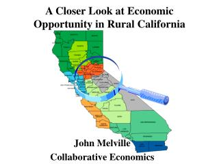 A Closer Look at Economic Opportunity in Rural California