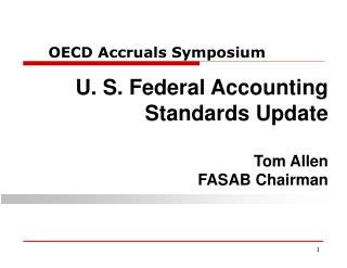 OECD Accruals Symposium