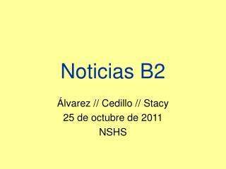 Noticias B2