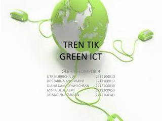 TREN TIK  GREEN ICT