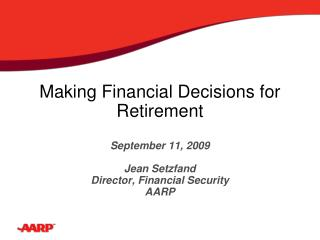 About AARP