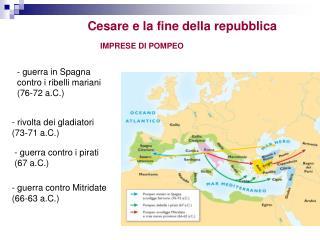 IMPRESE DI POMPEO