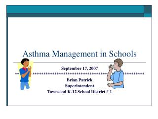 Asthma Management in Schools