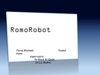 RomoRobot