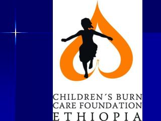 Help children with burns