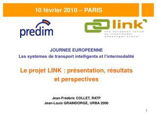 10 février 2010 – PARIS
