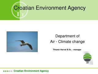 Croatian Environment Agency