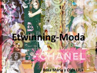 Etwinning-Moda