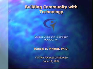 Building Community with Technology