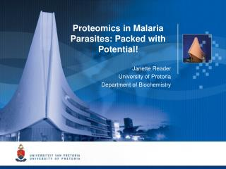 Proteomics in Malaria Parasites: Packed with Potential!