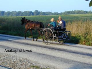 Anabaptist Lives