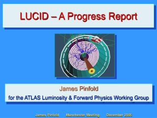 LUCID � A Progress Report