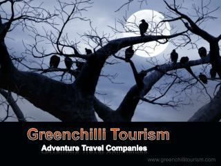 Adventure Travel Companies