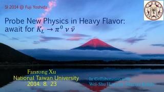 Probe New Physics in Heavy Flavor:  await for