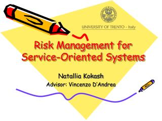 Risk Management for Service-Oriented Systems