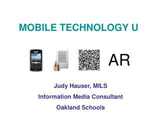 MOBILE TECHNOLOGY U