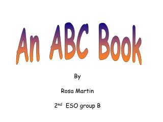 An ABC Book