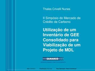 Thales Crivelli Nunes