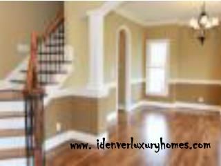 Downtown Denver Luxury Homes