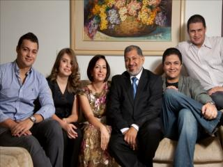 Ciro Daniel,  Cláudia Maria, Jeremias  Lucas Davi e Rúbia  Mara Jeremias jr.,