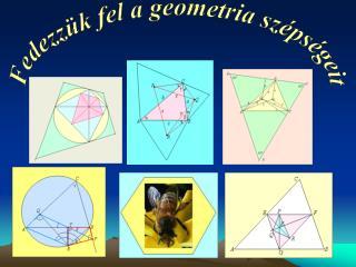 Fedezzük fel a geometria szépségeit