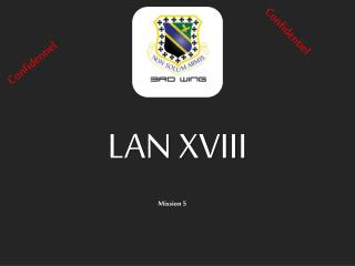 LAN XVIII