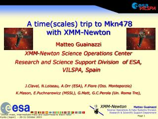 A time(scales) trip to Mkn478 with XMM-Newton