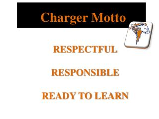 Charger Motto